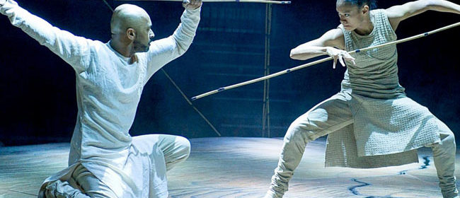 "Akram Khan Company ""Until the Lions"""